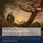 Piano Works Arranged for 4 Hands - Schumann Brahms Amsterda 2015 SACD