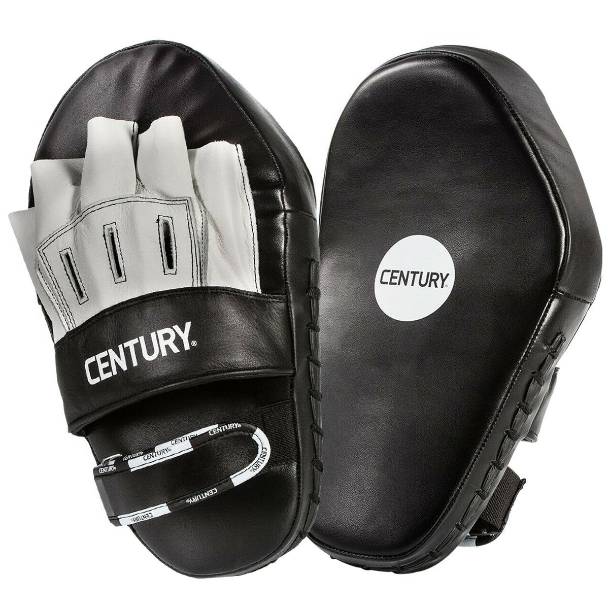 Century Creed Professional-Grade Long Punch Mitts - pads boxing mma thai focus