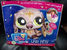 Littlest Pet Shop Lpso Virtual Online Pets Plum Dog NEW