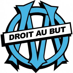 Stickers-foot-OM-Olympique-de-Marseille-Om