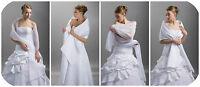 Brautschal Brautstola Stola Abendschal Hochzeit für die Braut Trauzeugin