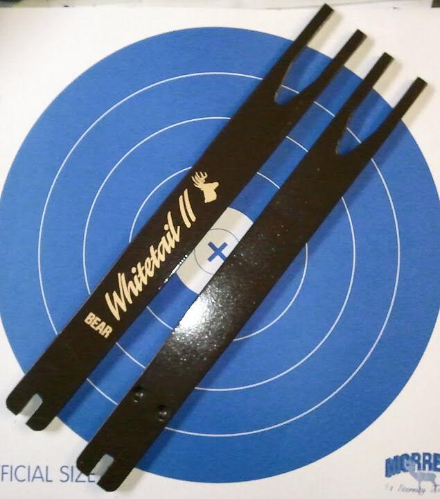 Nuevo Frojo Bear Archery blancotail II las extremidades, Marrón