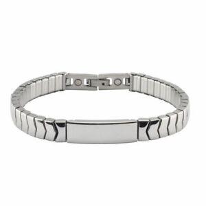 Energetix-4You-439-Magnetix-flexibles-Magnetarmband-Cu-Kupfer-silber-Bracelet