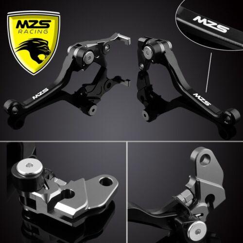MZS ME-2525 Brake Clutch Short Levers Wheel Roller Adjustment Black