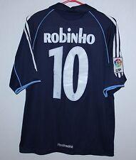 Real Madrid Spain away shirt 05/06 #10 Robinho Adidas KIDS Size 34/36