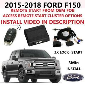 Details about Plug and Play Remote Start 2015-2018 Ford F150