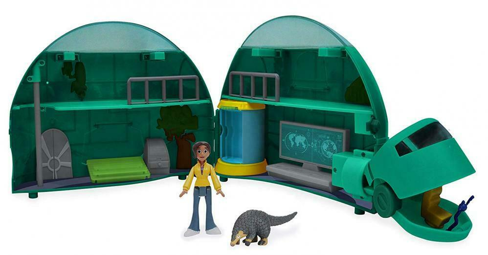 Playsets Wild Kratts Tortuga 2018 - Large Set New Figures Ages 3+