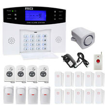 Haus Alarmanlage Funk Alarmsystem GSM-22 Bewegungsmelder Telefon Sicherheit Set