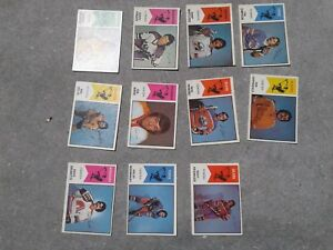 OPC-WHA-1974-75-Hockey-11-singles-VG-EX-ungraded