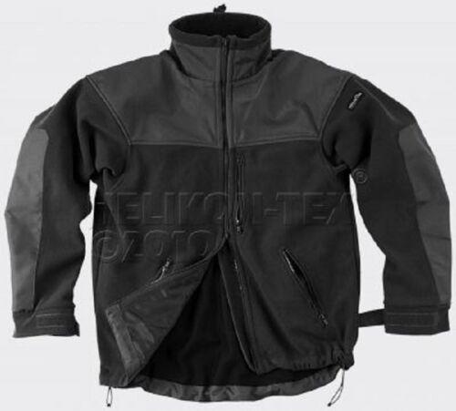 HELIKON tex Classic Army exterior Fleece chaqueta negro Black