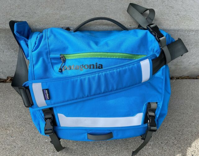 Half Messenger Bag