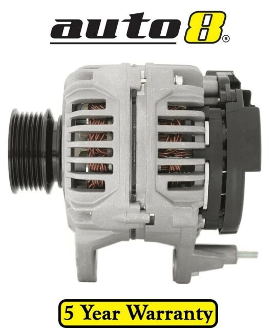 New Alternator for Volkswagon Caravelle T5 2.8L Petrol AMV 2002 to 2005 Manual