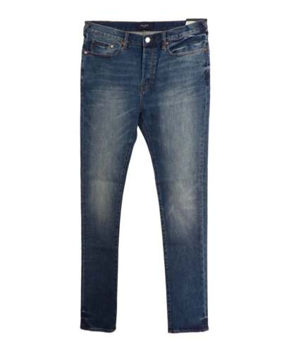 Fit Mens Paul Bnwt Denim Abbigliamento Smith Pantaloni Jeans Straight Designer gYU6xEnqa6