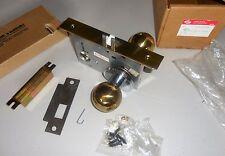 "1 3/4"" Com. Corbin Russwin Mortise Lockset ML2210 for Closet or Passage - Rt Hd"