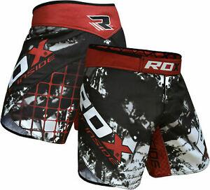 RDX-MMA-Pantaloncini-Boxe-Arti-Marziali-MMA-Shorts-Palestra-Pugilato-Shorts-IT