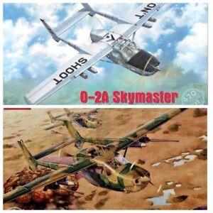 Details about Bundle lot of Roden 628 + 620 Reims FTB337G + Cessna O-2A  Skymaster 1/32 scale