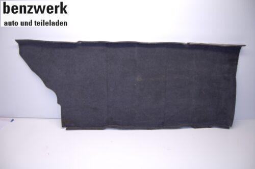 MERCEDES Classe E w124 c124 revêtement réservoir tapis feutre sâguilletè 1246941425