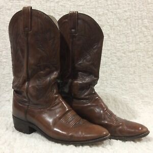 Mens Milwaukee Western Cowboy Boots