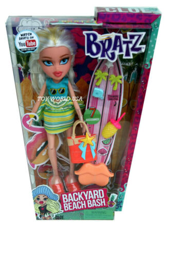 Bratz Backyard Beach Bash Cloe Doll