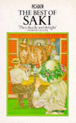 1 of 1 - The Best of Saki,Saki,Acceptable Book mon0000097555