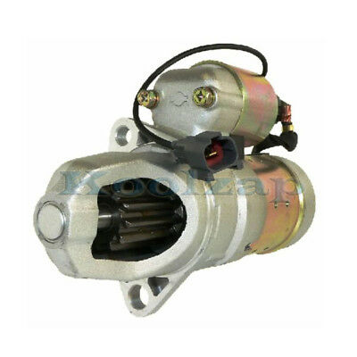 New Starter for Altima 3.5L 2002-04 Maxima Quest 2004-06 with Auto Trans 17831