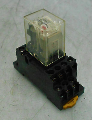 Used Cube Relay Omron 24 VDC MY2 DISCOUNTS IN QUANTITY Warranty