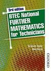 BTEC National Further Mathematics for Technicians by Alex Greer, G. W. Taylor (Paperback, 2005)