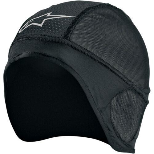 Alpinestars Skull Cap Beanie Hat Black One Size Fits All