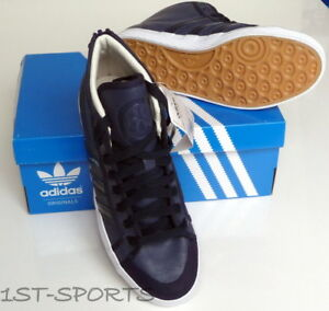 9933bb63c98 Image is loading ADIDAS-ORIGINALS-WOMENS-TRAINERS-SHOES-HONEY-MID-ZIP-