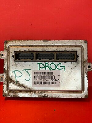 PROGRAMMED PLUG /& PLAY 04 JEEP GRAND CHEROKEE 4.7 ECU ECM COMPUTER PCM 564AG 564