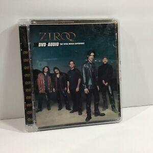 Ziroq Silverline(DVD Audio, 2002)