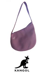 Kangol-Asymmetrical-Sling-Shoulder-Handbag-Leather-Purse