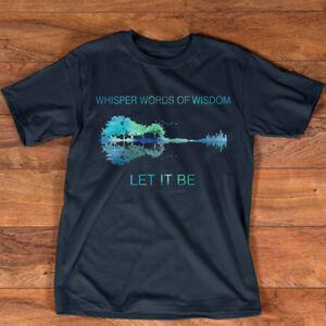 WHISPER WORDS OF WISDOM BEATLES LET IT BE Graphics Hoodie Sweatshirt