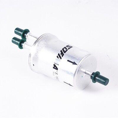 New Fuel Filter 6.6 BAR Gasoline Filter Fit VW Jetta MK5 MK6 Passat B7 A3 Ibiza