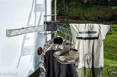 Stromberg Carlson Cl 36 Ladder Mount Rv Clothes Line