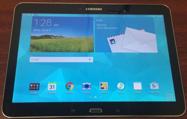 Samsung Galaxy Tab 4 SM-T530NU 16GB, Wi-Fi, 10.1in - Black