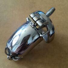 Bondage Male Chastity Belt Chastity Device New Design  CBT Urethral Tube zc089