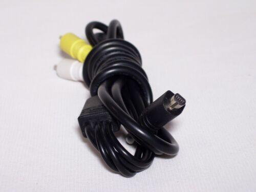 NV-GS500 etc. AV cable for Panasonic K2KZ9CB00001 A//V Multi Cable for NV-GS300