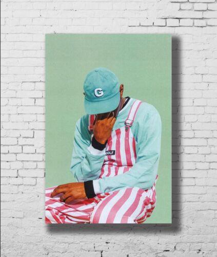 Tyler the Creator Flower Boy Rapper Hip Hop New Print Poster 24x36 27x40 P-962