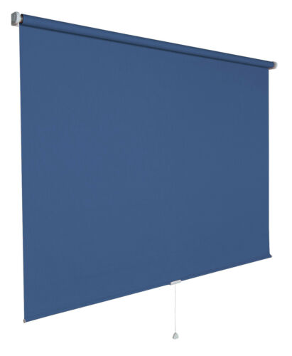 Springrollo Mittelzugrollo Tageslicht Rollo Schnapprollo Fenster Tür Vorhang