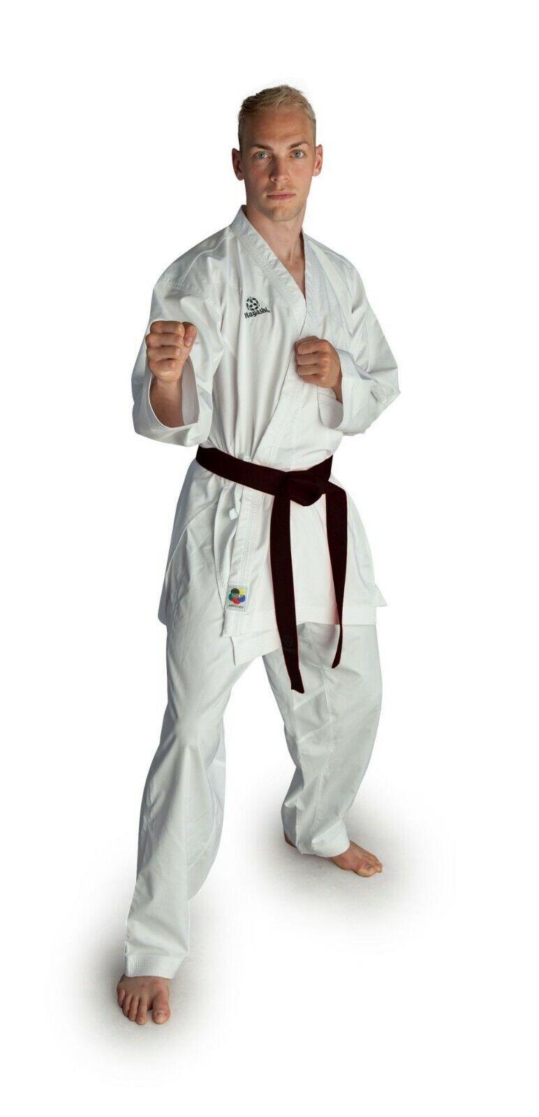 Karate Gi HAYASHI Champion FLEXZ (WKF appr.). Karateanzug. Gi 150cm 160cm 170cm