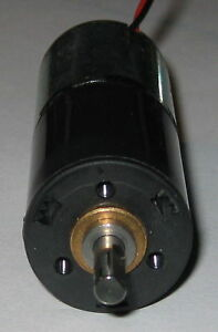 Maxon Gearhead Motor A-max - 75 RPM - 5 Watts - Planetary Gears - 24 V DC