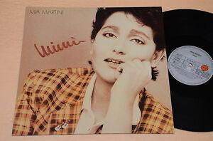 MIA-MARTINI-LP-MIMI-1-ST-ORIG-GERMANIA-AUDIOFILI-TOP-NEAR-MINT-NM