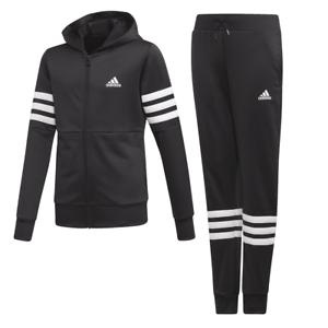 Adidas jeunes filles à capuche Pes Survêtement