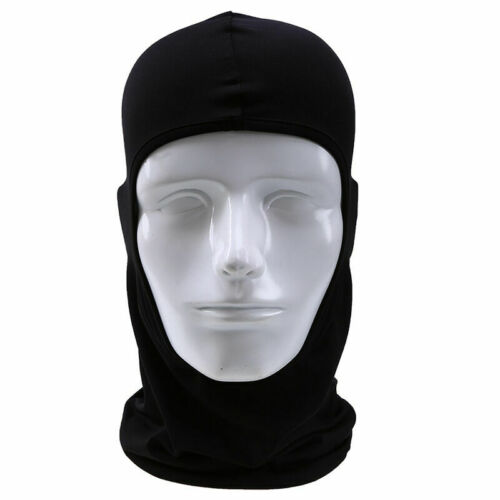 1x Outdoor Unisex Adults Sport Dustproof Wind Protector Neck Face Mask Cover Hat