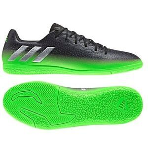 premium selection b7a3d 8b119 Image is loading adidas-16-3-IN-Messi-2016-Indoor-Soccer-