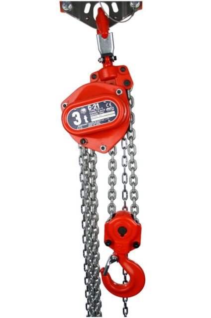 1 Meter 4 Ton Heavy Duty Lifting Sling Chain With 4 Legs CE Approved CT2064