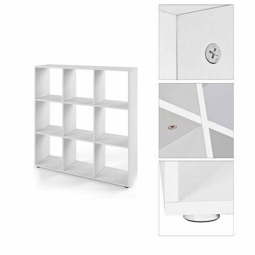Raumtrenner Raumteiler Bücherschrank Regalwand Holzregal Wandregal Trennwand 9