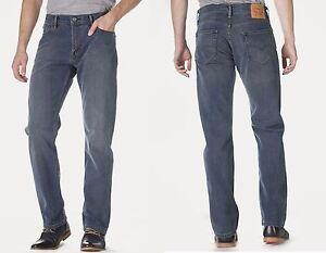 134648e458ac3 Détails sur HOMME Jeans LEVI'S 504 Régulier Jeans Coupe Droite - Plat  Tempête 29990-0480