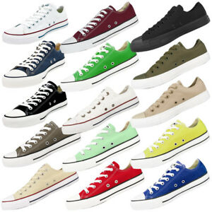 CONVERSE-CHUCK-TAYLOR-ALL-STAR-OX-SCHUHE-KLASSIKER-CHUCKS-LOW-SNEAKER-BASIC